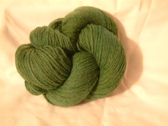 Photo of Heathered Yarn - Spring Grass