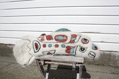 Photo of Salmon Pillow