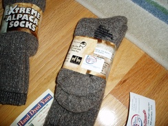 Photo of Socks - Extreme Alpaca Socks -