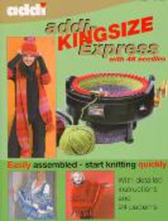 Photo of Addi KINGSIZE Knitting Book