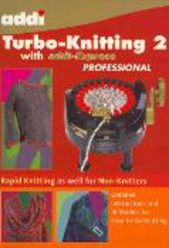 Photo of Addi Turbo-Knitting 2 Pattern Book