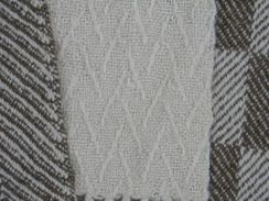 Photo of America's Alpaca Suri Throw Blanket