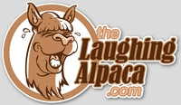 The Laughing Alpaca - Logo