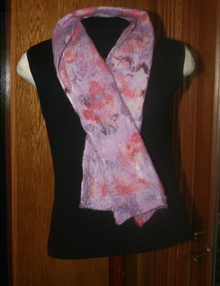 Photo of Ruffle Scarf