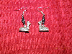 Photo of Sterling Kushed Alpaca earrings 3