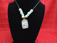 Photo of Sterling Mustang Sally Necklace 2