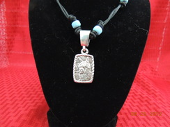 Photo of Sterling Mustang Sally Necklace 3
