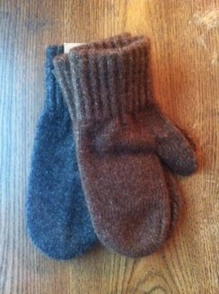 Photo of Alpaca Mittens