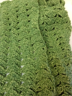 Photo of Handmade Alpaca Scarf
