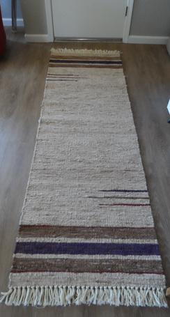 Photo of 100% Suri Alpaca Runner (#ICR8x2.5C1)