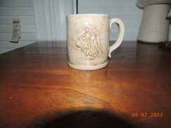 Photo of Stoneware Alpaca Mug Natural
