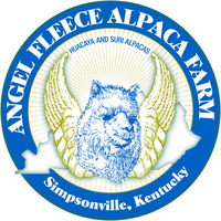 Angel Fleece Alpaca Farm - Logo