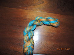 "Photo of ""Tropicana"" Yarn"
