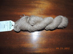"Photo of ""Tawny"" Yarn"
