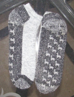 Photo of My Comfy Alpaca Slipper Socks-SOLD OUT