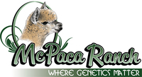 McPaca Ranch - Logo