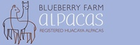 Blueberry Farm Alpacas, LLC - Logo