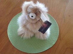 Photo of Alpaca Teddy Bear 8