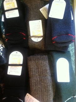 Photo of Extreme Weather Alpaca Boot Socks