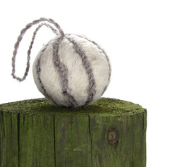 Photo of Lavender Sachet (Ball) Felting Kit