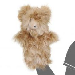 Photo of Hand Puppet Alpaca Bear
