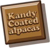 Kandy Coated Alpacas - Logo