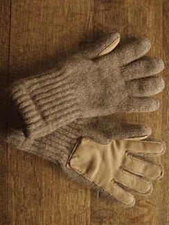 Photo of Alpaca Deerskin Driving Glove
