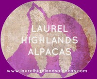 Laurel Highlands Alpacas - Logo