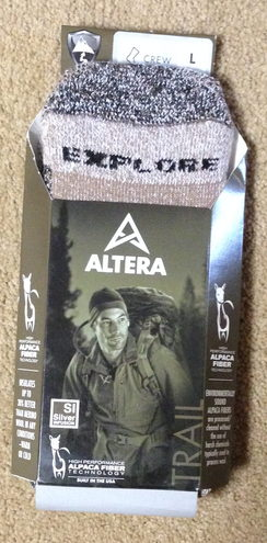 Photo of Altera Trail Sock (Medium Weight)