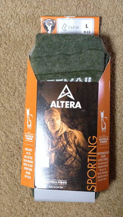 Photo of Altera Sporting Sock (Light Weight/Crew)