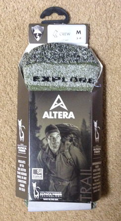 Photo of Altera Trail Sock (Light Weight)