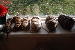 Photo of Core Spun Rug yarn