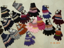 Photo of Knit Alpaca Gloves