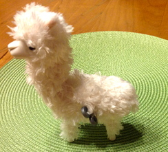 Photo of Alpaca Wind Up Walking
