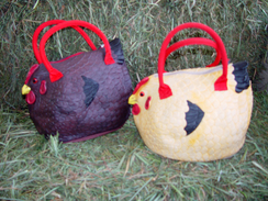 Photo of Chicken Purse