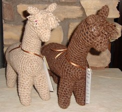 Photo of Stuffed Alpacas - Large