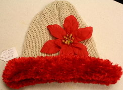 Photo of Knitted Alpaca Hat