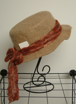 Photo of Fawn Amish Style Hat