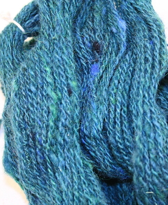 Photo of BFL Hand Spun Yarn