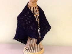 Photo of Black Shawl