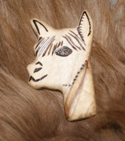 Photo of Alpaca Head Pendants