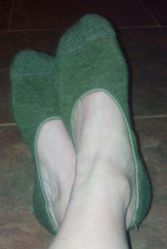 Photo of Gripper Slippers