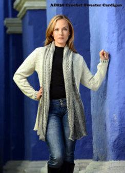 Photo of Crochet Sweater