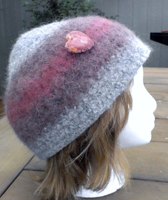Photo of Alpaca Felted Hats