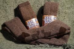 Photo of Extreme Alpaca Boot Sock