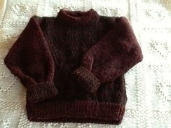 Photo of Child's sweater size 8