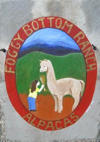 Foggy Bottom Ranch Alpacas, LLC - Logo