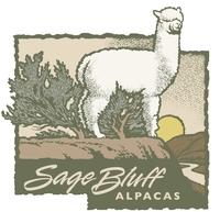 Sage Bluff Alpacas - Logo