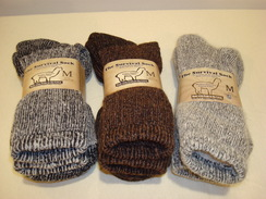 Photo of Survival Socks by NEAFP