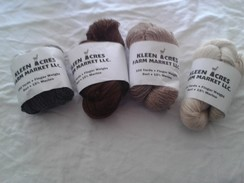 Photo of Finger Weight Suri Yarn